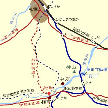 Izawamap